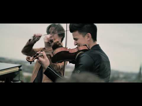 Titanium/David Guetta/Sia - SYMPHONIACS (violin, cello, piano and electronic version/cover)