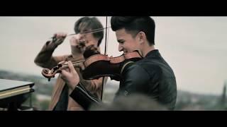 Titanium/david Guetta/sia - Symphoniacs  Violin, Cello, Piano And Electronic Ver
