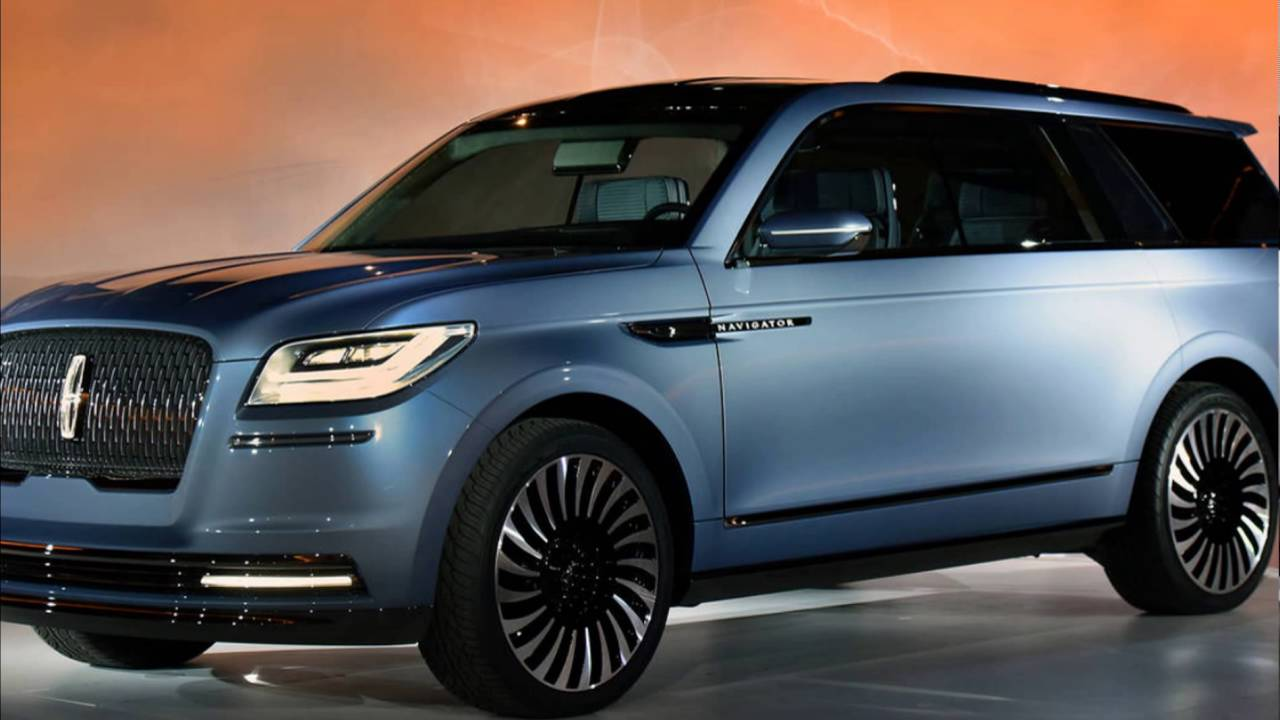 2019 Lincoln Navigator Specs, Price >> 2017-2018 Lincoln Navigator Luxury ~ Release date, Price, Specs, Review - YouTube