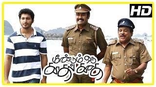 Meendum Oru Kadhal Kadhai Scenes | Isha confesses her love for Walter | Manoj K Jayan helps Walter