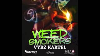 Vybz Kartel - Weed Smokers (Raw) By RvssianHCR NOV 2012