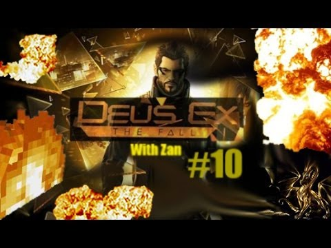 Deus Ex:The Fall-Episode 10- Hotel Hell  