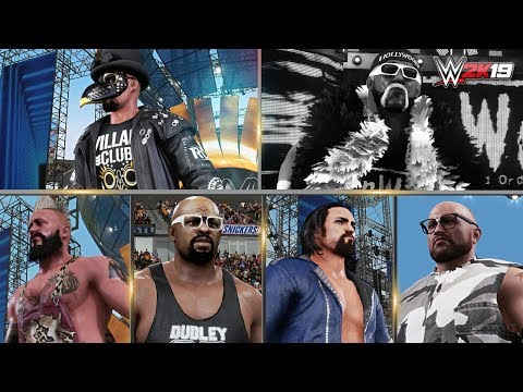 10 Awesome WWE 2K19 CAWS That Will Make You PASS OUT! (Better Than DLC?)