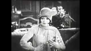 Clara Bow Dancing Mothers Scene 1926