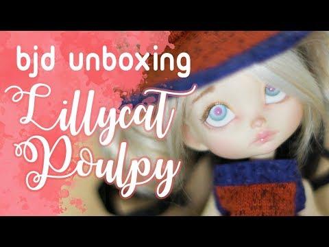 [BJD Unboxing] Cerisedolls Lillycat POULPY pns
