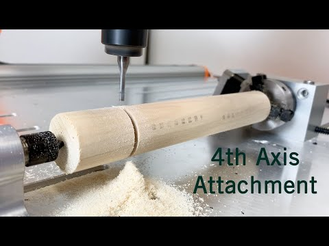 4th Axis Rotary - System Attachment