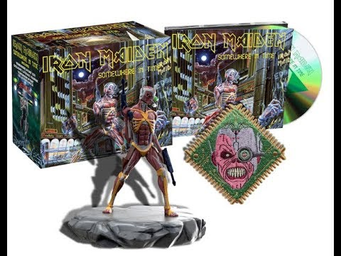 "Iron Maiden re-issue Somewhere In Time as box set - Fallujah debut new song ""Dopamine""!"