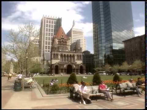Tour of Historic Boston