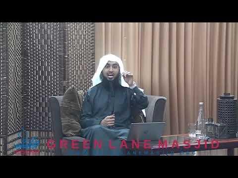 Can you Lift your Blanket? - Shaykh Sajid Ahmed Umar