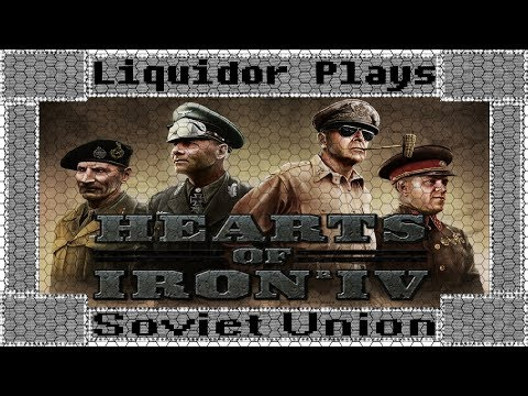 [024] Unchained: The Soviet Union |Hearts of Iron IV| Livestream