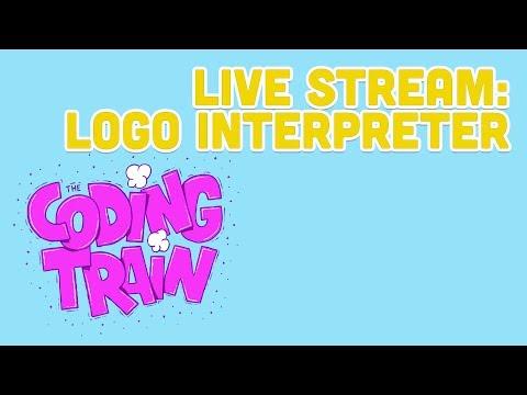 Live Stream #158: Logo Interpreter