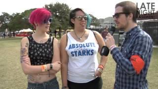 Late Night Basement Quizzes Fun Fun Fun Fest Crowds
