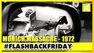 The Munich Massacre | Genocide Attack at Summer Olympics 1972 | #Flashback Friday