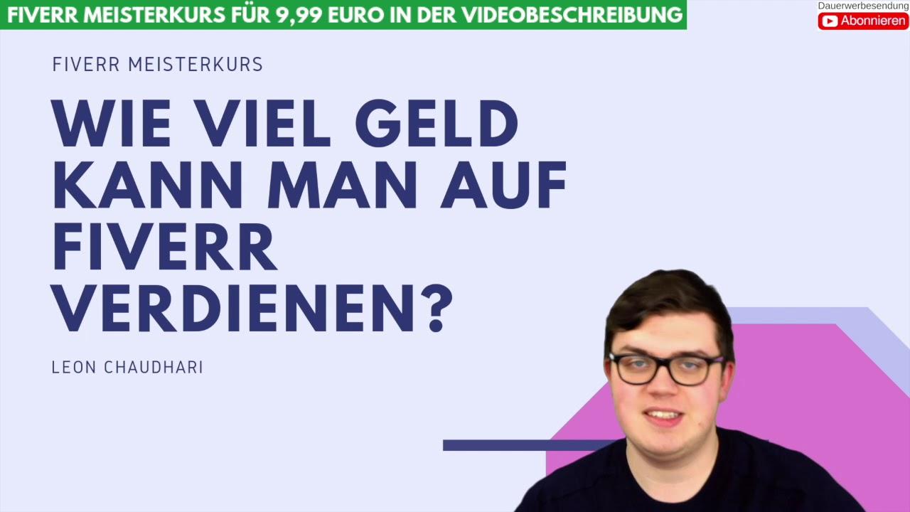 wieviel geld verdienen youtuber