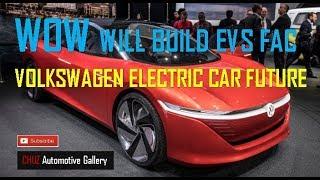 Volkswagen - Wow Will Build EVs In 16 Factories