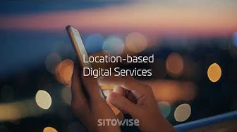 Sitowise Digital Services for Smart Cities
