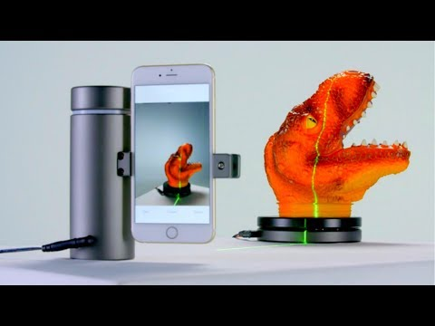 Top 5 Best 3D Scanners You Can Buy In 2018