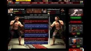 MMA pro fighter facebook : SUPER GORILLA STRAT