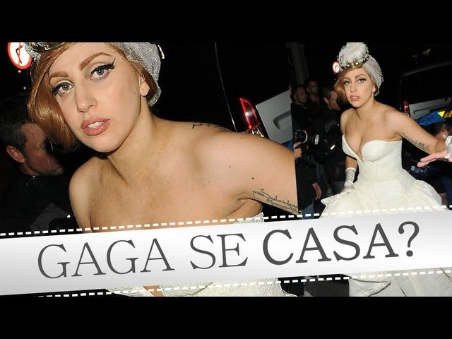 Lady Gaga Se Casa!???? Videos De Viajes