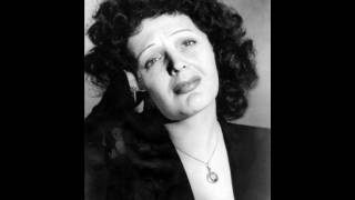 Watch Edith Piaf Lorgue Des Amoureux video