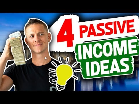 Passive Income Ideas ? (BEST Ways to Make Money While You Sleep!)