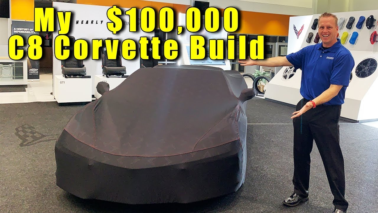 My OFFICIAL 2020 Corvette Build. Paying $5,000 EXTRA ...