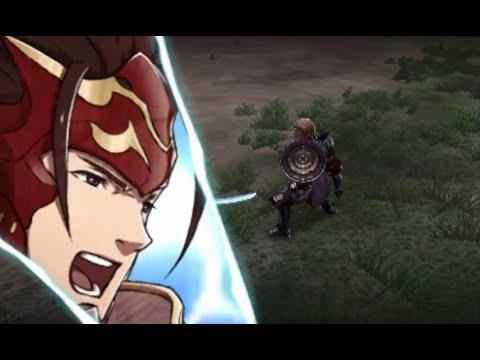 Fire Emblem Fates English - DLC Xenologue: Royal Royale