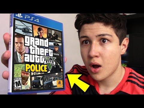 JUEGO AL NUEVO GTA V POLICÍA!! GRAND THEFT AUTO LSPDFR - GTA 5 MODS