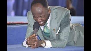 SEE WHAT HAPPENED as  Apostle Johnson Suleman Began to WORSHIP thumbnail