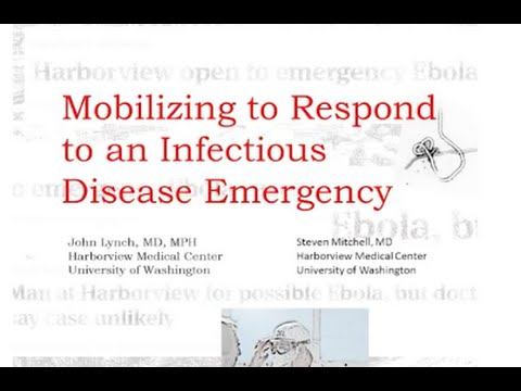 Understanding the Need to Mobilize Personnel to Respond to an Infectious Disease Emergency