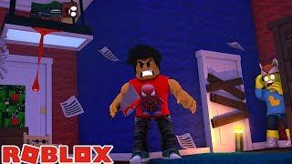 ROBLOX MURDER MYSTERY - DONUT THE MURDERER!!