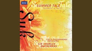 Suk: Fantastic Scherzo, Op.35