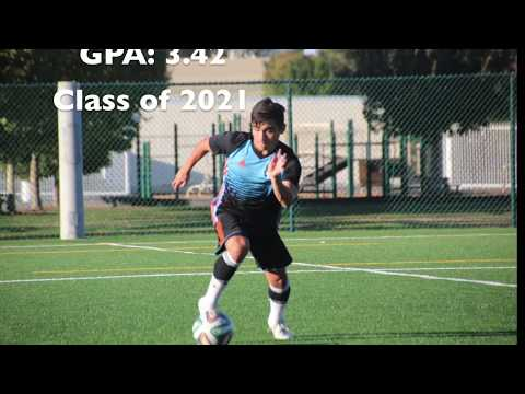 Agustin (Perez) Pekary - College Soccer Recruiting Highlights - 2017-2018