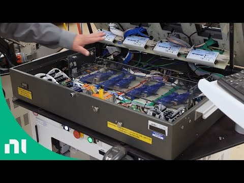 Creating Automated Test Systems - Video 2 - Test Hardware