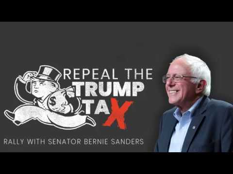Bernie Sanders fires up the nation from Lansing! Come warm your hands from the Bern