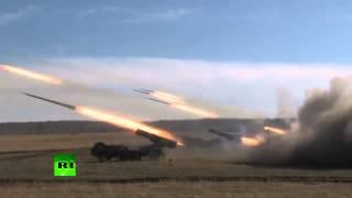 Военная мощь России(Военная мощь России 2015 видео - Российские военные отработали вопросы нанесения массированного ядерного..., 2015-06-20T09:40:09.000Z)