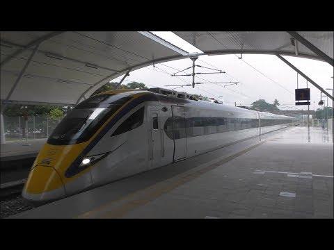 18/6/2017 KTM ETS Platinum 9401 Sungai Petani - Kuala Lumpur ride
