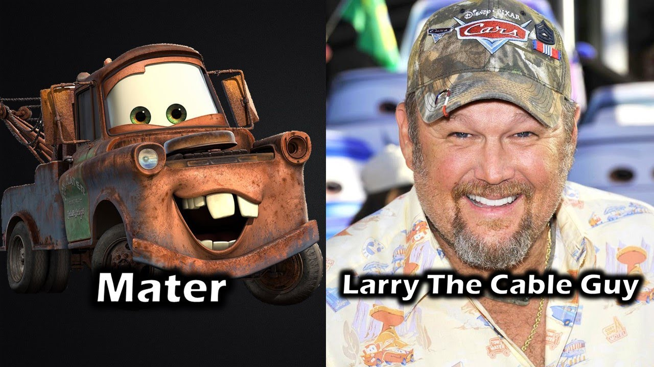 Characters And Voice Actors Cars 2 Youtube