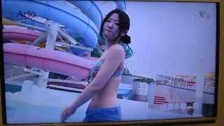 2013/06/上旬 アリオ八尾の水着イメージガールとしての活動.