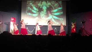 Diya 2012 Festivals of India dance medley at University of Kansas
