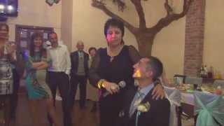 Ведущая свадебных церемоний Валентина Палий и dj Дж@Фф