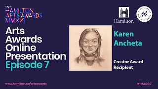 2021 City of Hamilton Arts Awards Online Presentation - EPISODE 7