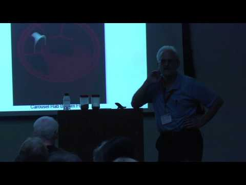 Bruce Mackenzie - 18th Annual International Mars Society Convention