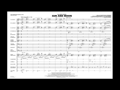 Sun and Moon (from Miss Saigon) arranged by Jay Bocook