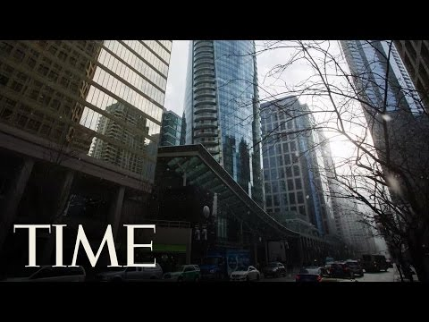 Trump's Sons Open A New Trump Tower In Vancouver, Amid Protests | TIME