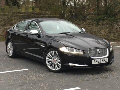 Jaguar Xf V6 Portfolio Saloon 3.0 for sale at Peter Watson Skipton Ltd
