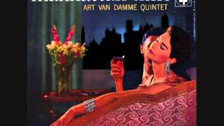 Art Van Damme Quintet - Manhattan Time (1956)  Full vinyl LP