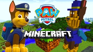 ЩЕНЯЧИЙ ПАТРУЛЬ в МАЙНКРАФТ - Гонщик Майнкрафтер. Minecraft #6 Развивающий мультик для детей