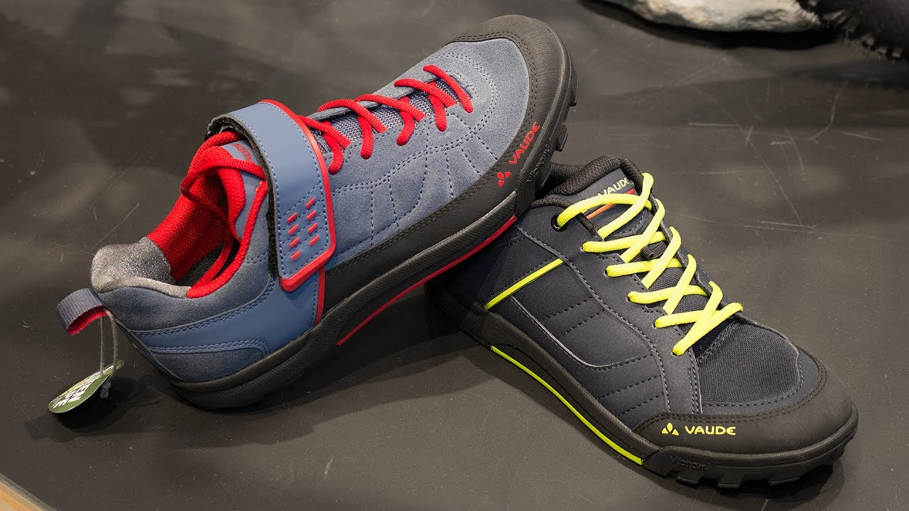 size 40 e3398 f37ab EUROBIKE 2016 | Vaude Moab Flatpedal Schuh: Mehr Farbe für 2017