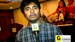 Sivakarthikeyan talks about Manam Kothi Paravai